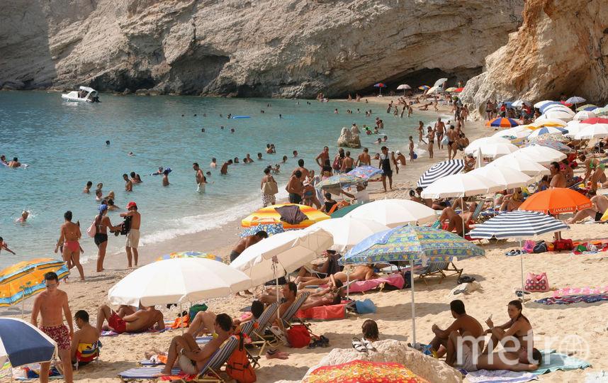 Греция. Фото Getty
