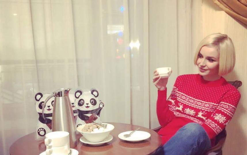 Полина Гагарина, архив из соцсети. Фото instagram.com/gagara1987