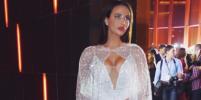 Анастасия Решетова удивила выходом в свет в свадебном платье. Фото