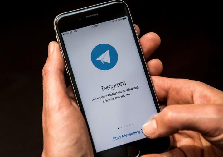Роскомнадзор начал блокировку Telegram. Фото Getty