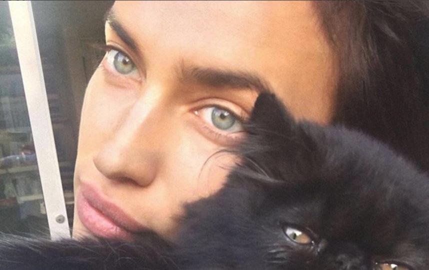 Ирина Шейк, фото из соцсети. Фото instagram.com/irinashayk