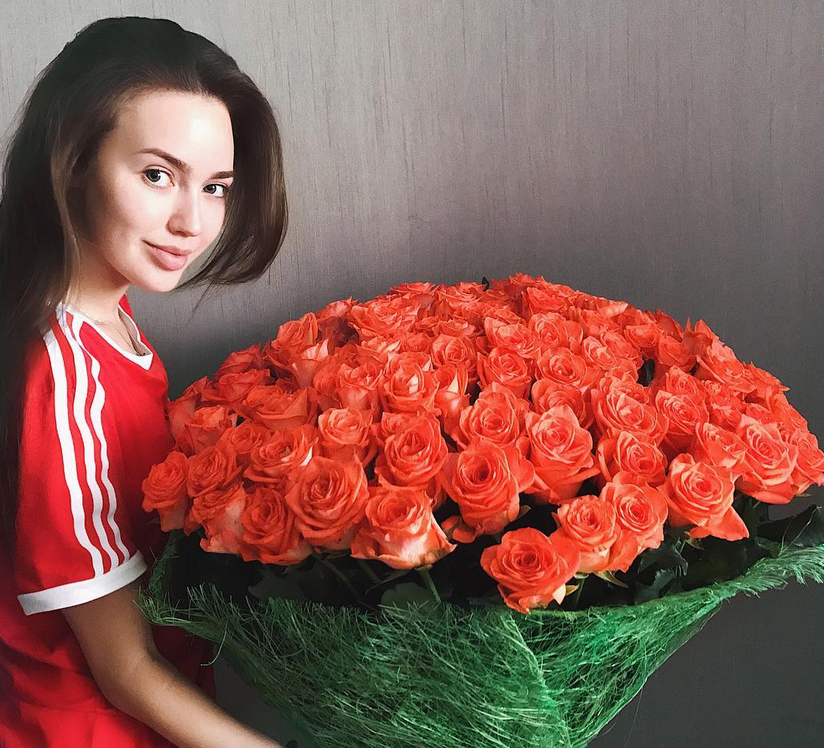 Анастасия Костенко, фотоархив. Фото Скриншот www.instagram.com/kostenko.94/