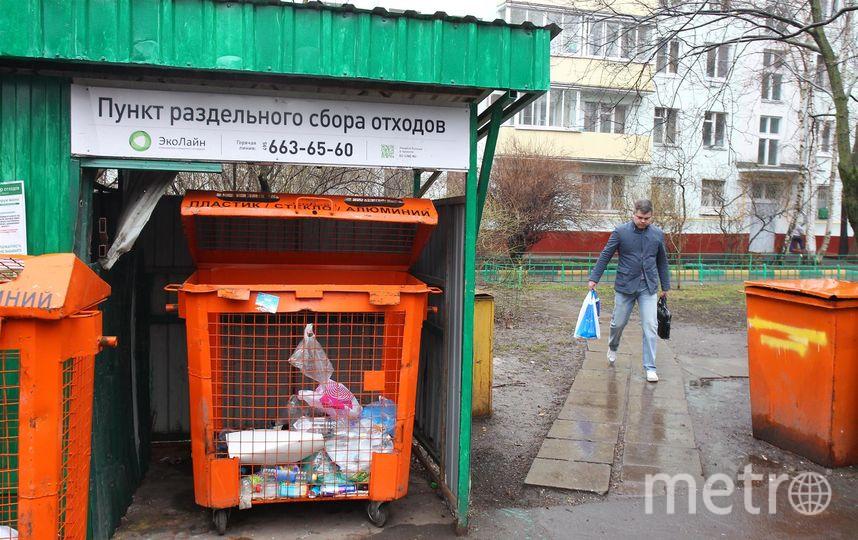 Москвичи уберут мусор на бегу. Фото Василий Кузьмичёнок