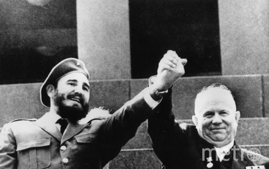 Куба оказалась в центре противостояния США и СССР в ходе Карибского кризиса. Фото Getty