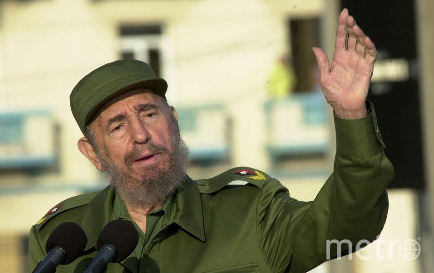 Фидель Кастро фактически находился у власти с 1959 по 2006 год. Фото Getty