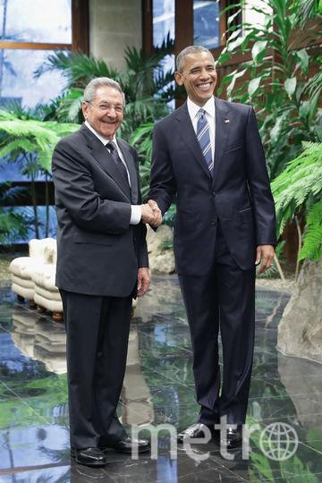Восстановлены отношения с США. Фото Getty