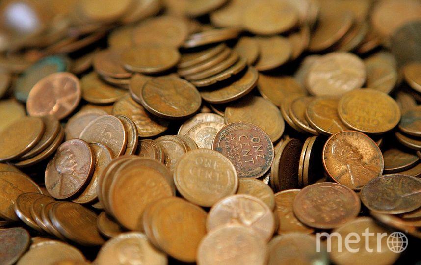 Монета датирована 2039 годом. Фото Getty