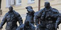 В центре Москвы открылся памятник пожарным