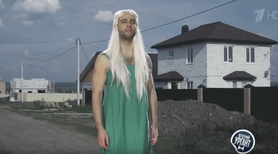 Иван Ургант. Фото Скриншот Youtube