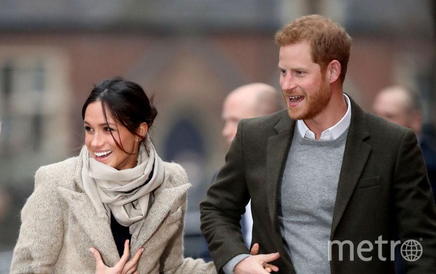 Принц Гарри стал самым красивым мужчиной королевской семьи