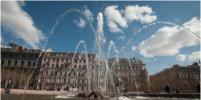 Стало известно, когда стартует сезон фонтанов в Петербурге