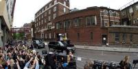 Кейт Миддлтон вот-вот родит: британцы разбивают лагеря у больницы