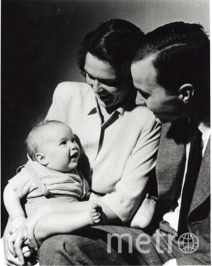 Архивные фото Барбары Буш с мужем. Фото Getty