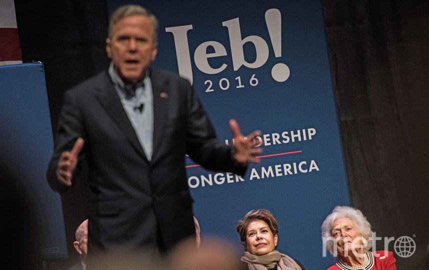 Барбара Буш. Фото Getty