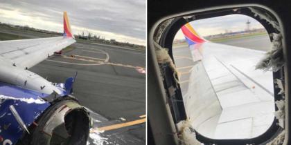 В США в самолёте в полете произошла разгерметизация: видео