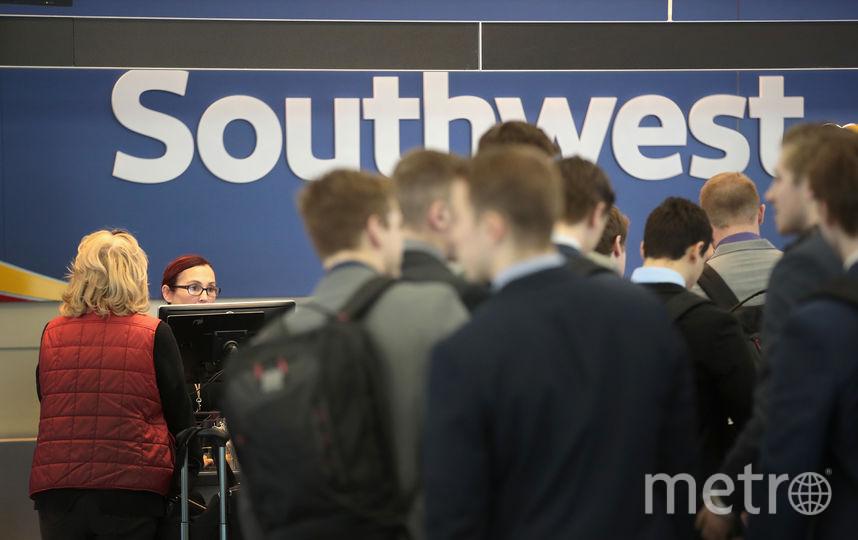 Инцидент случился с самолетом авиакомпании Southwest Airlines. Это популярный лоукостер в США. Фото Getty