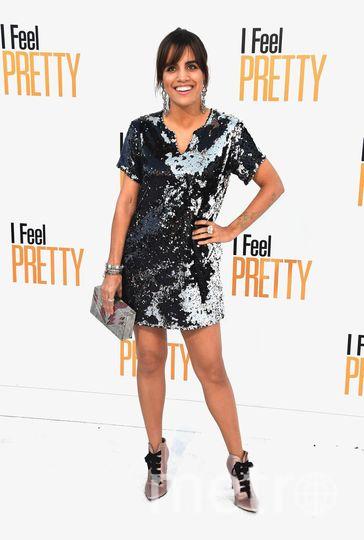 """На показе фильма """"Красотка на всю голову""""/ I Feel Pretty. Фото Getty"""
