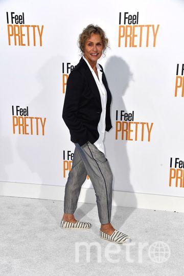 """На показе фильма """"Красотка на всю голову""""/ I Feel Pretty. Лорен Хаттон. Фото Getty"""