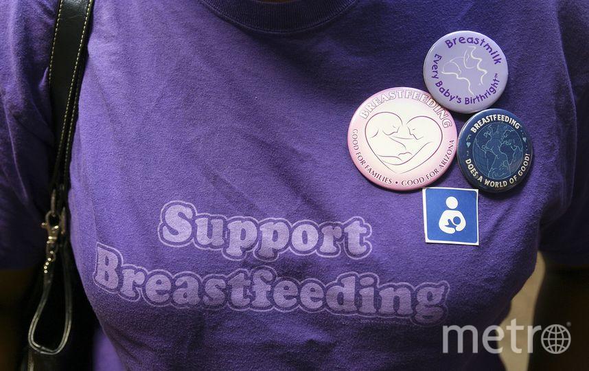 Вопрос кормления ребенка грудью вызывает жаркие споры. Фото Getty