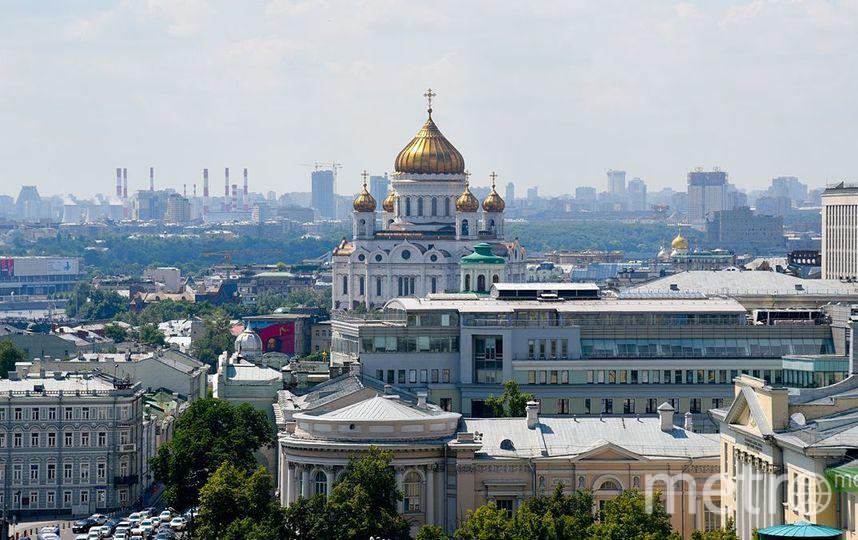 Москвичи смогут посетить 15 бесплатных пешеходных экскурсий. Фото Василий Кузьмичёнок