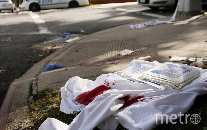 В Петербурге избили семью на глазах у девочки ради телефонов. Фото Getty