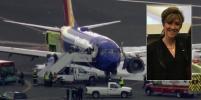 Пилотом самолёта, где выбило иллюминатор, была женщина