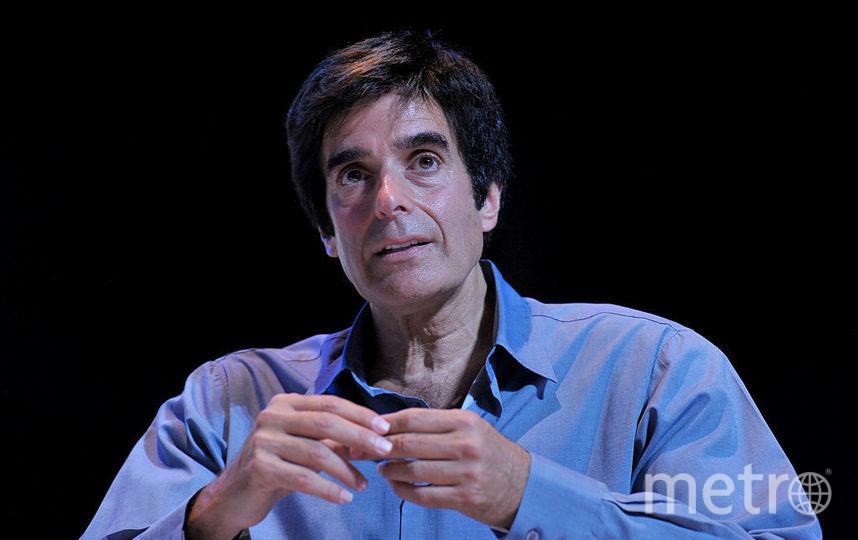 Дэвид Копперфильд, фотоархив. Фото Getty