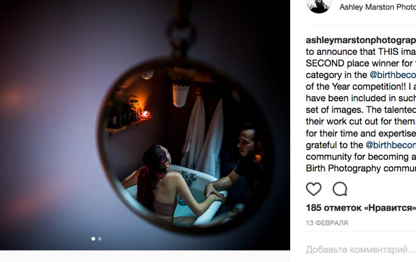 Международная ассоциация профессиональных родовых фотографов назвала победителей.