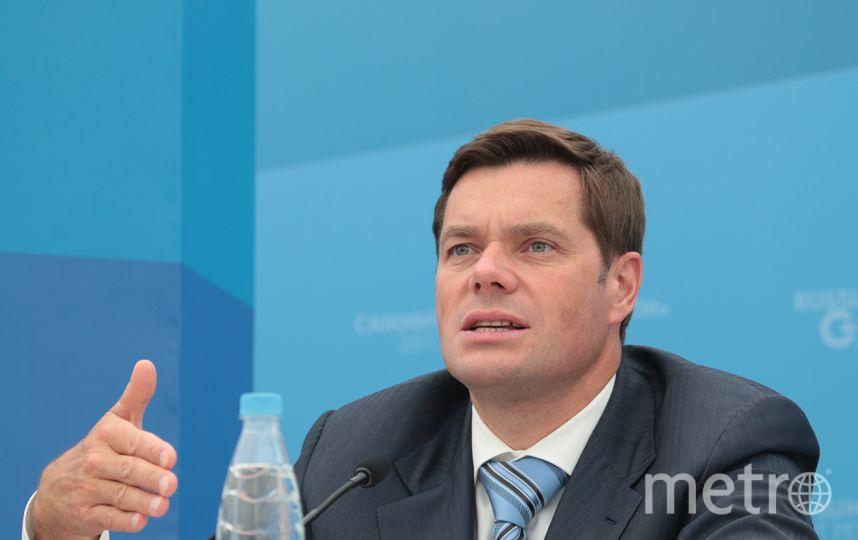 Алексей Мордашов - номер два в рейтинге. Фото Getty
