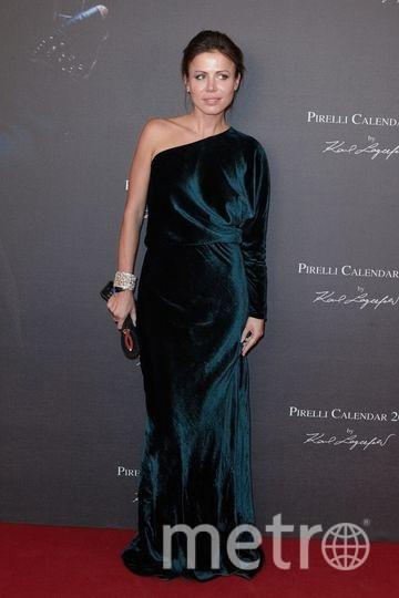 Полина Дерипаска - новичок рейтинга Foebes. Фото Getty