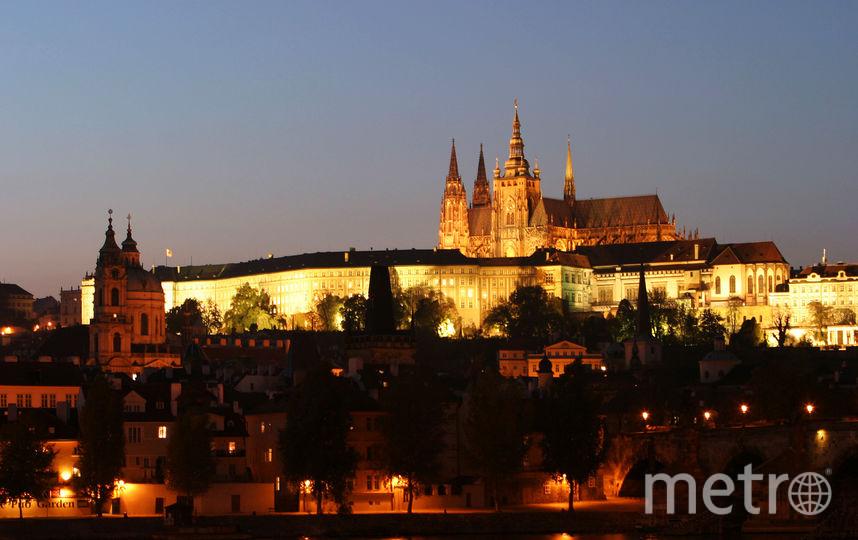Прага. Фото Getty
