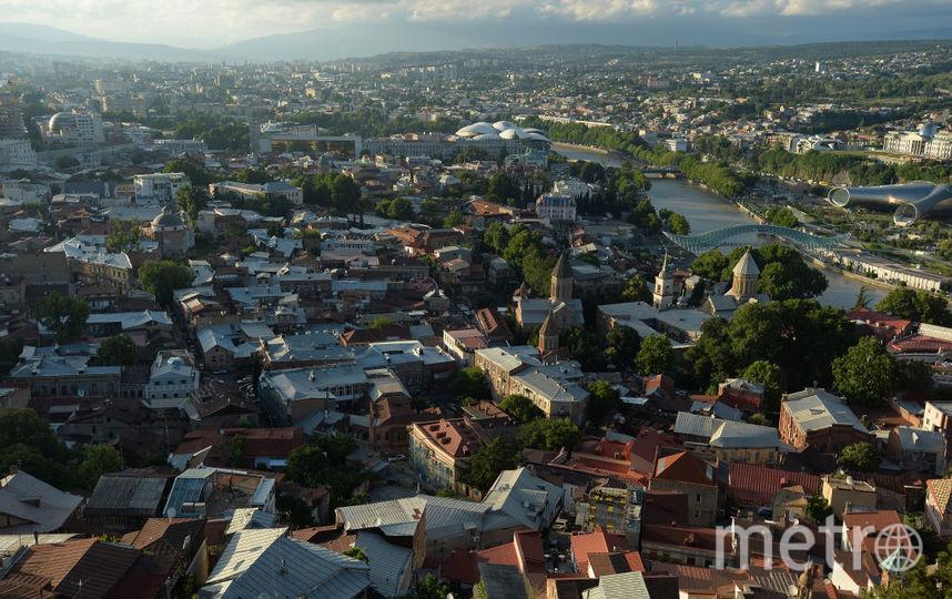 Тбилиси. Фото Getty