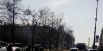 На Московском проспекте в Петербурге на переходе сбили двух человек