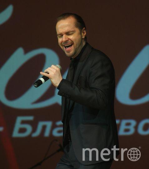 """Певец и композитор Константин Костомаров. Фото Михаил Садчиков-младший, """"Metro"""""""