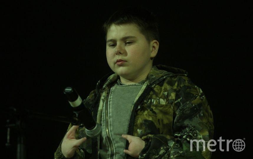 "Руслан. Фото Михаил Садчиков-младший, ""Metro"""
