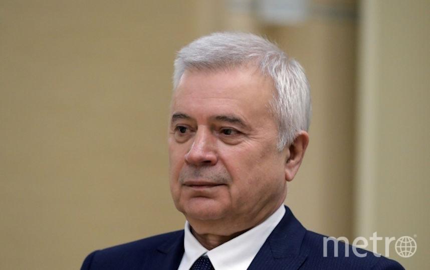 Вагит Алекперов, 4 место. Фото РИА Новости
