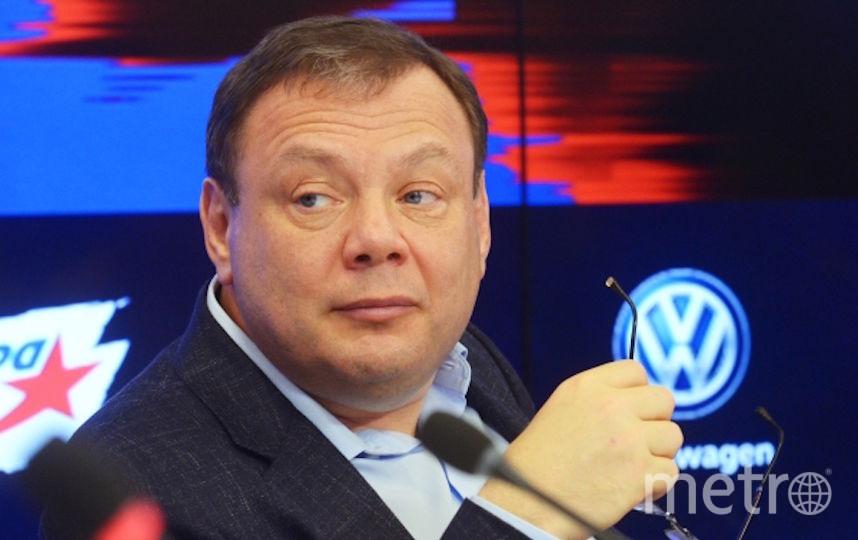 Михаил Фридман, 8 место. Фото РИА Новости