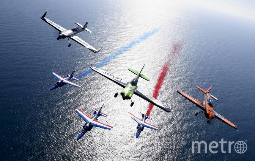 Red Bull Air Race – самые быстрые гонки в мире. Фото redbullcontentpool.com
