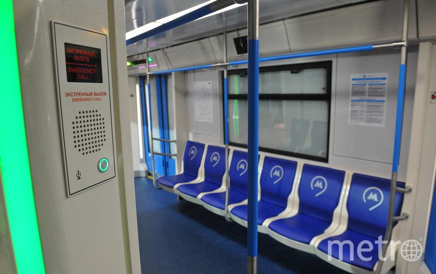 Все поезда поменяют к 2020г. нафиолетовой ветке метро в столице России