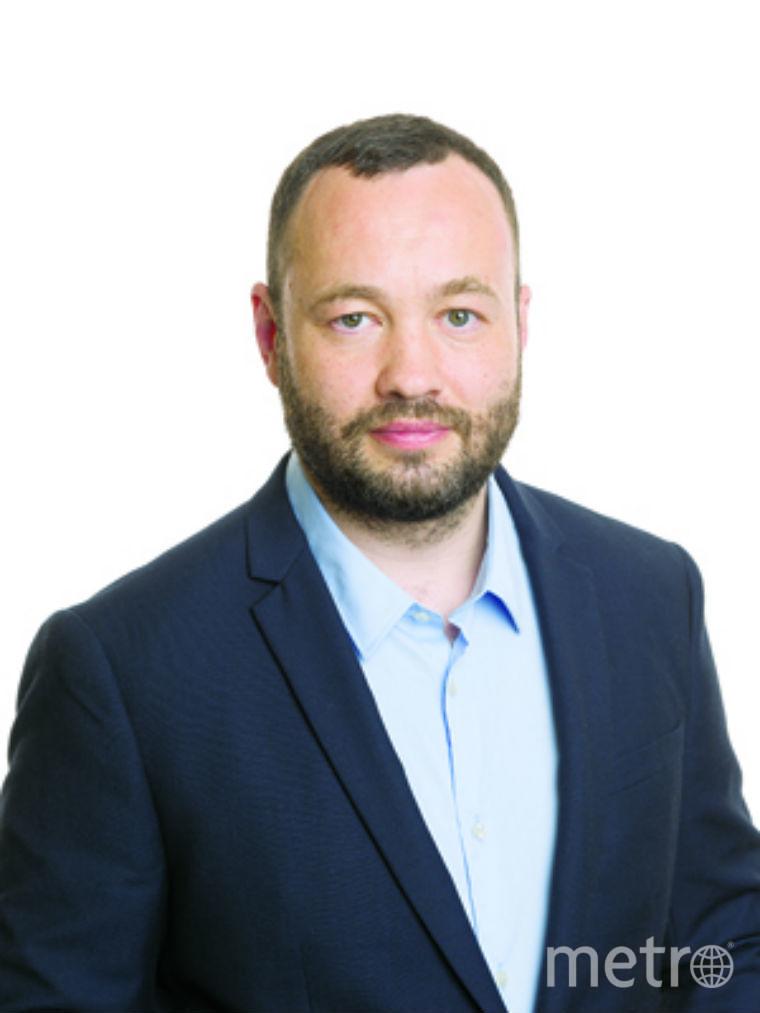 Депутат ЗАКСа Андрей Анохин, фотоархив. Фото www.assembly.spb.ru