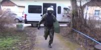 В Петербурге задержали двух подозреваемых в терроризме. Видео