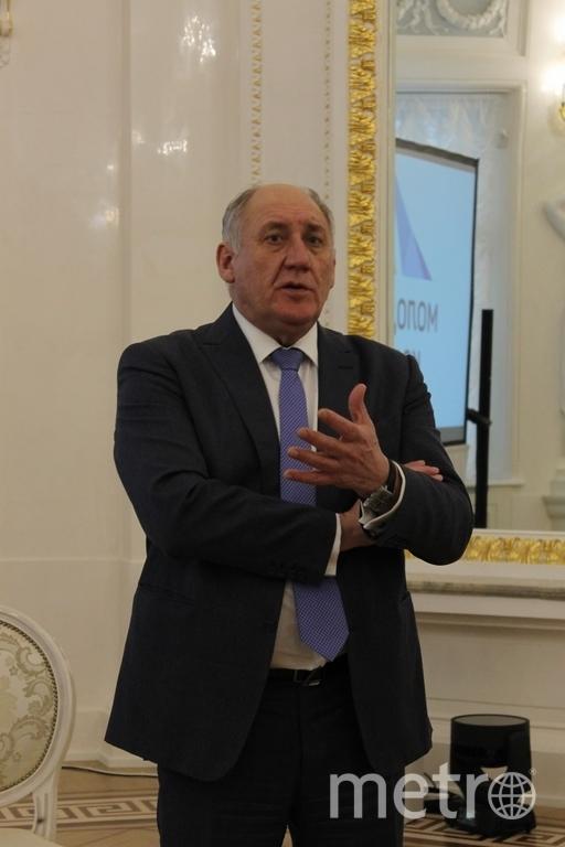 Александр Говорунов - самый богатый чиновник в Петербурге. Фото Смольный