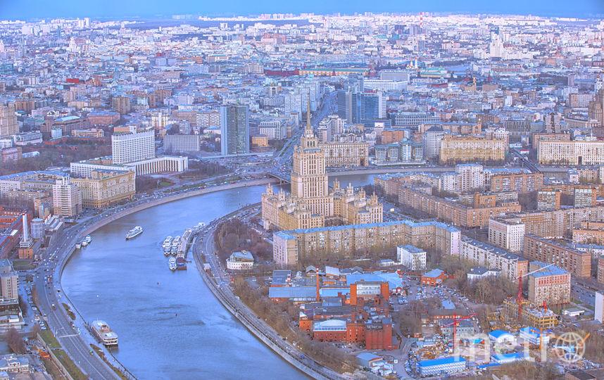 Смотровая площадка. Фото Илья Ордовский-Танаевский