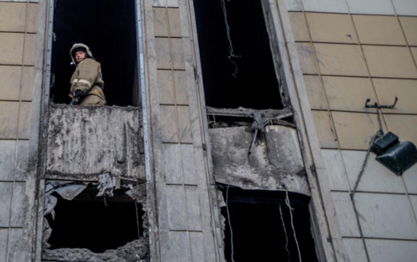 С места ЧП. Фото AFP