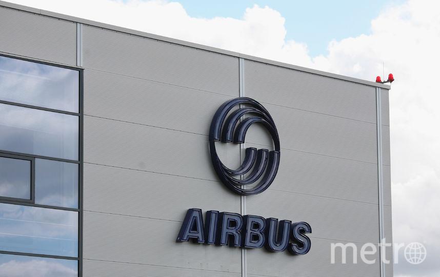 Компания Airbus, инвестор проекта. Фото Getty