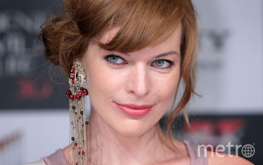 Милла Йовович. Фото Getty