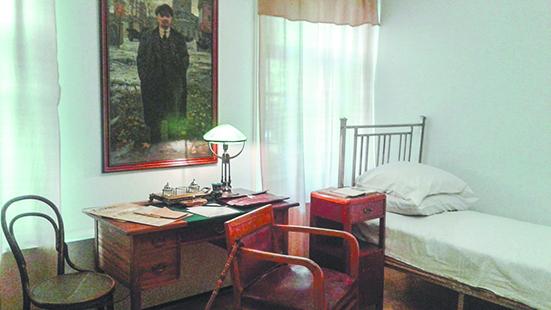 Кабинет и квартира В. И. Ленина в Кремле. Фото Предоставлено организаторами