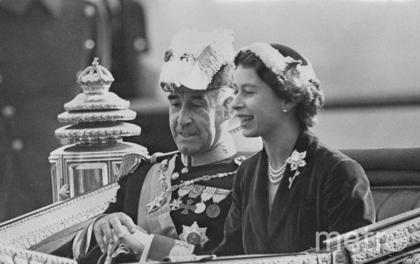 Королева Елизавета II в молодости. Фото Getty