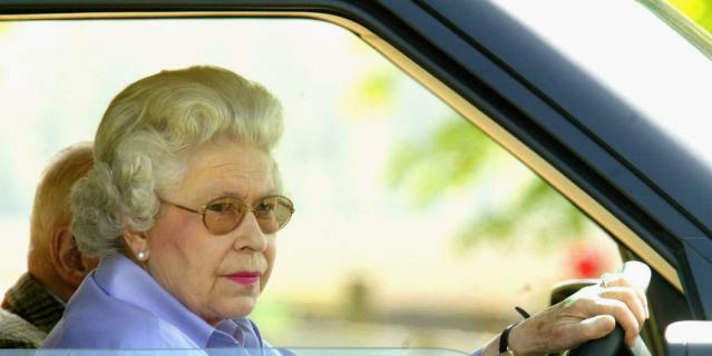 Королева Елизавета II сегодня.