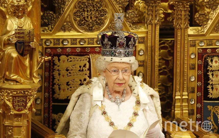 Королева Елизавета II сегодня. Фото Getty